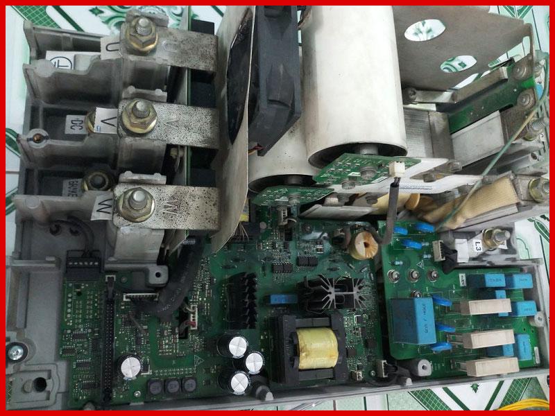 Sửa Biến tần Emerson 37kw