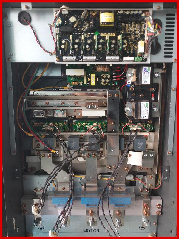 Sửa Biến tần INVT 132kw