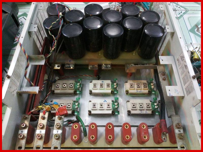 Sửa Biến tần LG 110kw