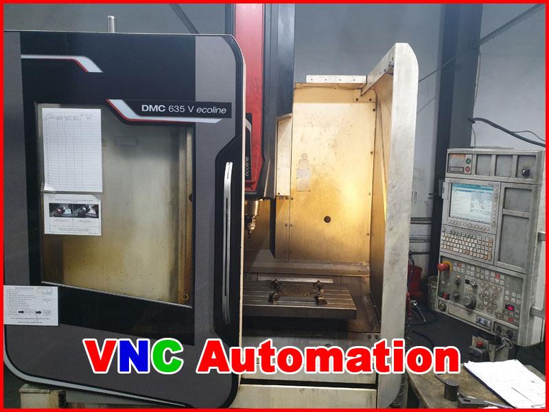 Sửa máy CNC tại Bình Dương