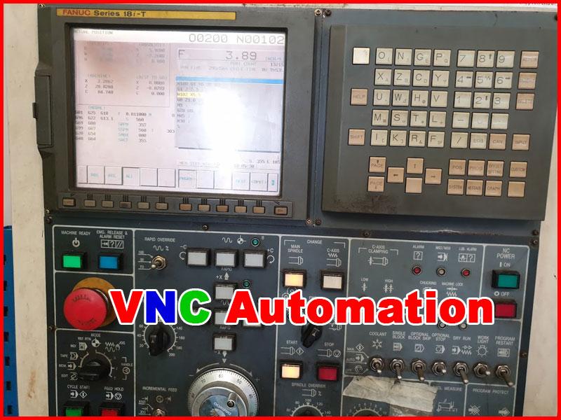 Sửa máy CNC