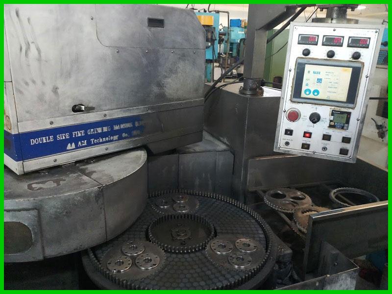 Sửa máy mài phẳng CNC