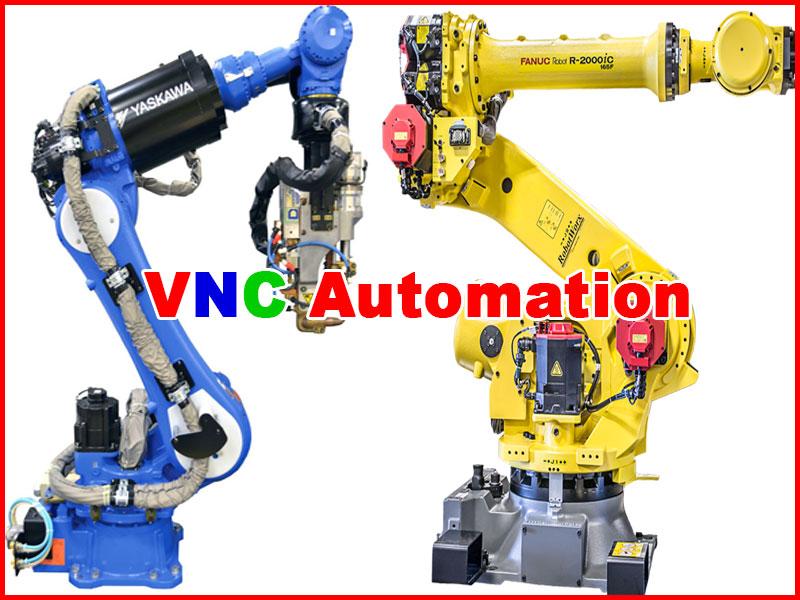 Dịch vụ Sửa chữa Robot Công nghiệp