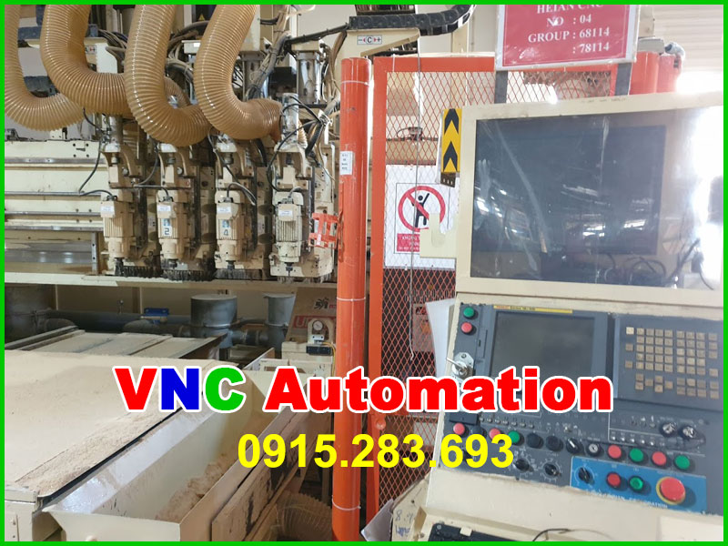 Sửa máy CNC Gỗ